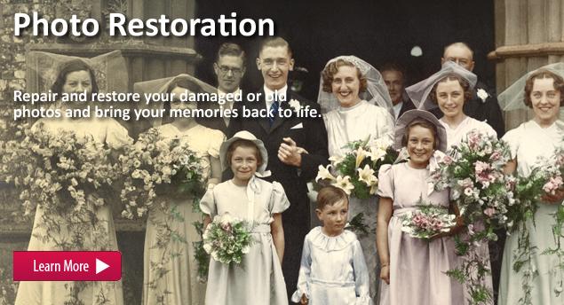Restoration Slide