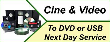 Cine Video DVD